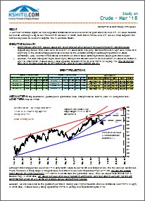 Crude Oil Report