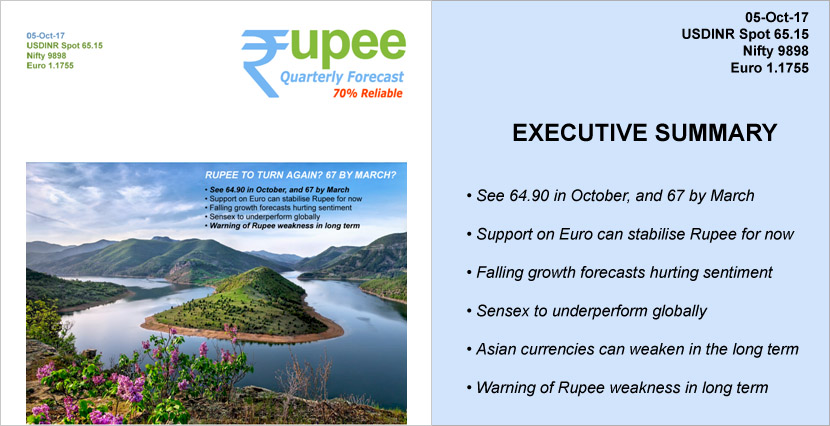 October'17 Quarterly Forecast